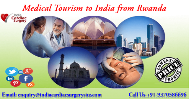 Medical Tourism to India from Rwanda witnessing a Welcome Rise