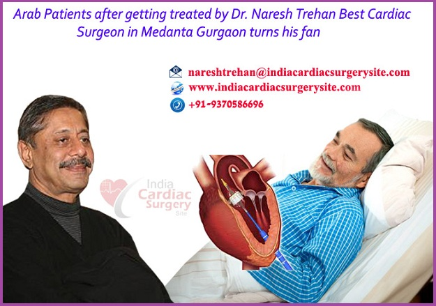 dr. naresh trehan